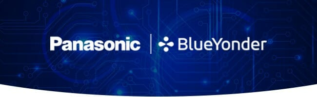 Blue Yonder Panasonic