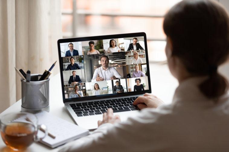 Remote Working Online-Meetings