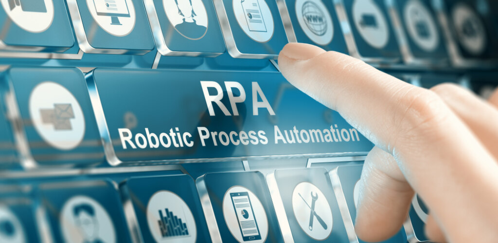 Hyperautomation Prozessautomatisierung Robotic Process Automation