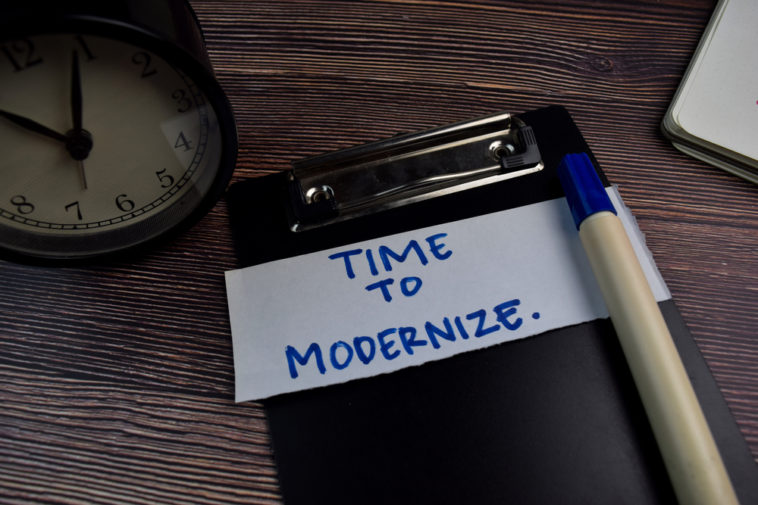 IT-Modernisierung