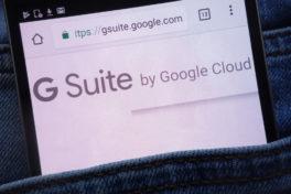 G Suite Google Cloud