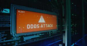 DDoS-Attacken