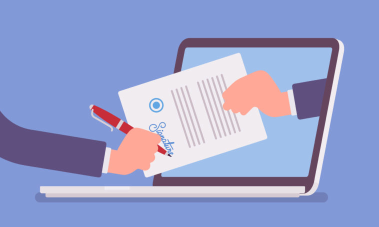 So gelingt die digitale Unterschrift in SAP-Prozessen