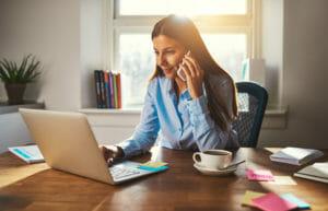 Homeoffice Remote Working Mitarbeiterproduktivität