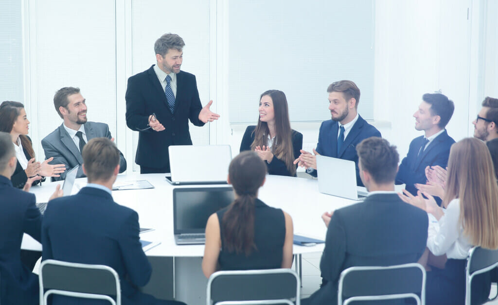 Vorstände, Geschäftsführer, CEOs, COOs, CIOs, CDOs