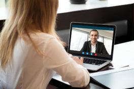Remote Work Videokonferenzsystem