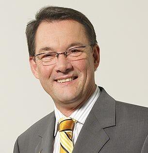 Heinz Martin Esser, Präsident des Hightech-Branchennetzwerkes Silicon Saxony e.V.