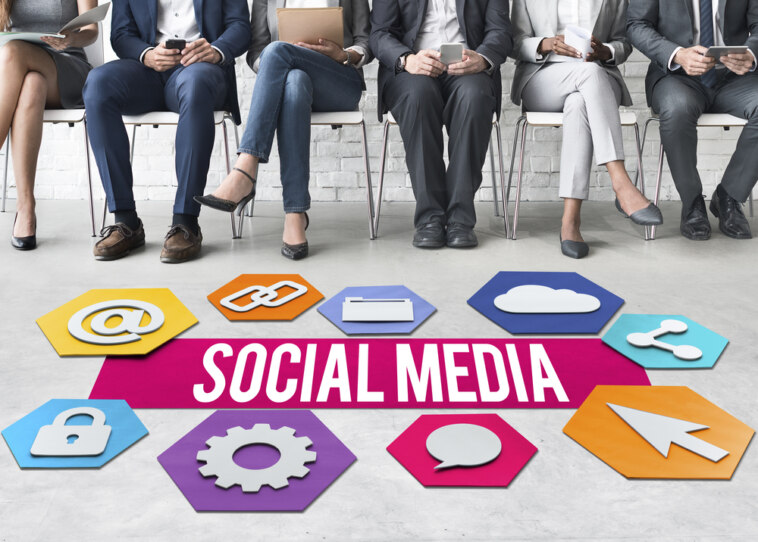 Soziale Netzwerke Social-Media-Kommunikation