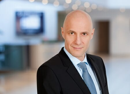 Dr. Wolfram Jost ist CTO der Software AG