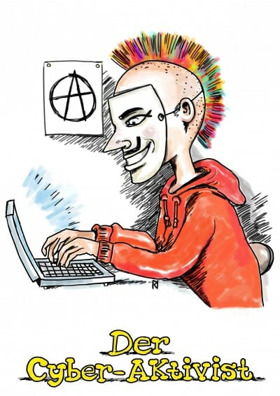 Der Hacktivist