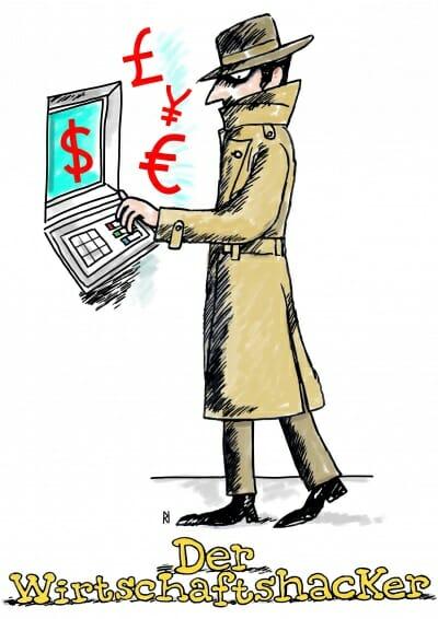 Der Wirtschaftsspion