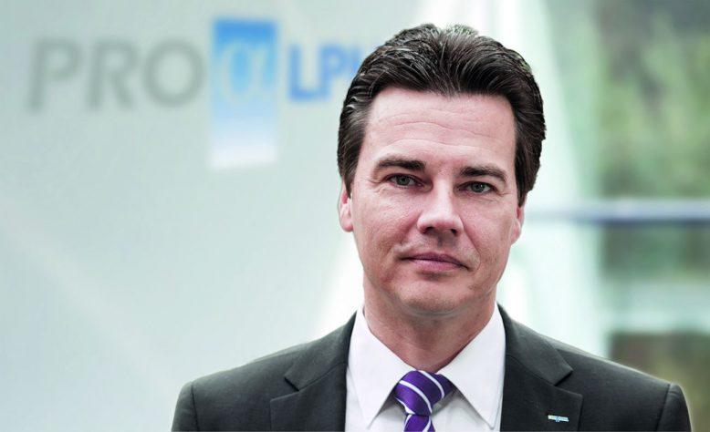 Andree Stachowski, CEO ProAlpha