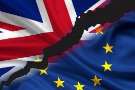 Lieferkette Brexit