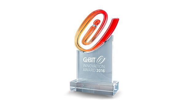 Der CeBIT Innovation Award zeichnet herausragende IT-Forschungsprojekte aus.