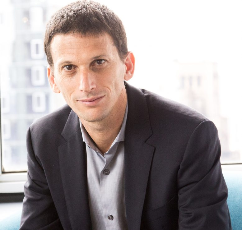 Varonis-CEO Yaki Faitelson