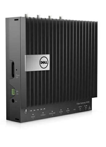 Dell Edge Gateway 5000 bildet die Basis für innovative IoT-Lösungen.
