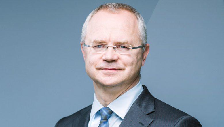 Dr. Thomas Endres, Vorsitzender des VOICE-Präsidiums.