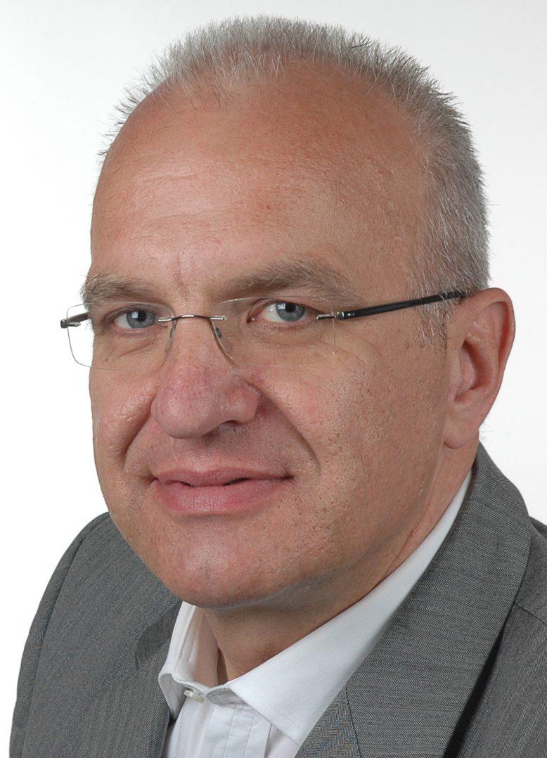 Olaf Fischer, Geschäftsführer Claranet