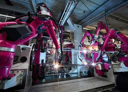 Fabrik der Zukunft