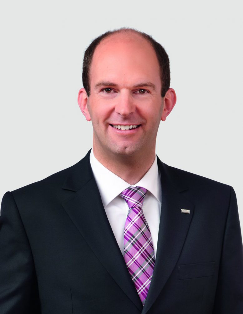Holger Müller, Business Unit Manager IT Management und Betrieb,  Fritz & Macziol