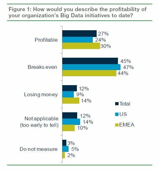 Profitabilität von Big Data steigern.