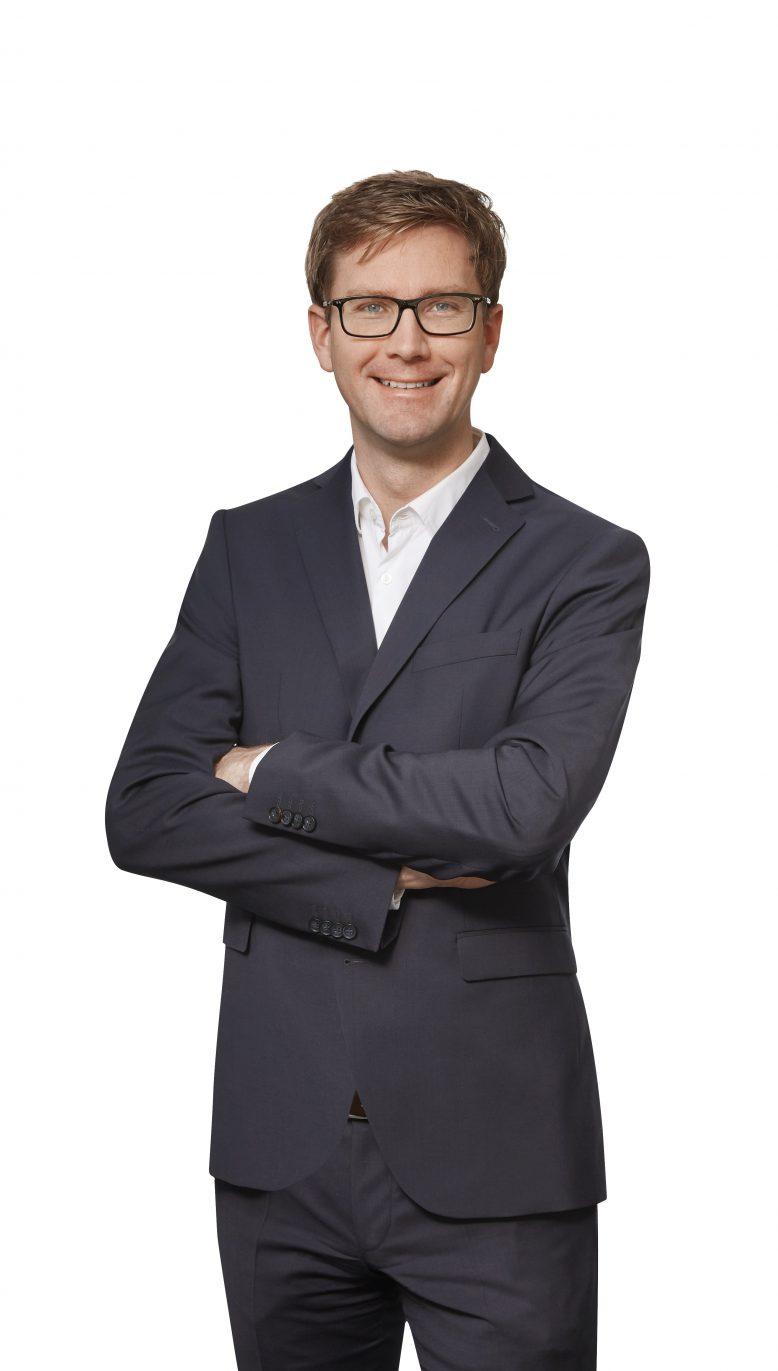 Dr. Bernhard Kirchmair, CDO Vinci Energies