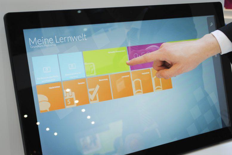 Die neue Plattform Materna Lernwelt