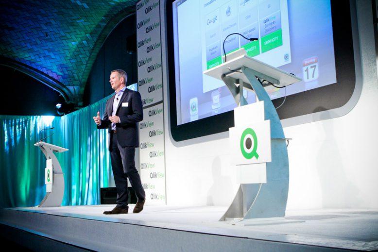 qliktech_lars_bjoerk_ceo_global_partner_summit