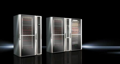 Nützliche Tipps von Rittal zur Klimatisierung von Serverschränken.