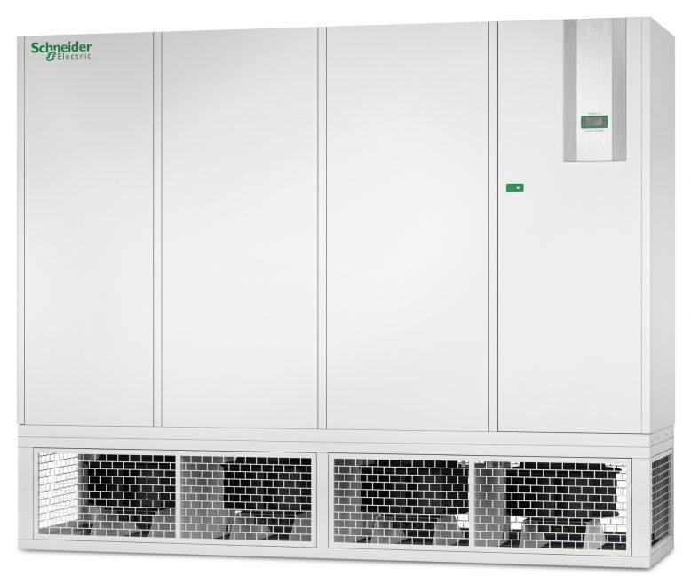 Das neue Präzisionskühlsystem Uniflair LE HDCV von Schneider Electric IT Business bietet eine unterbrechungsfreie Kühlung und sorgt zugleich für niedrige Betriebskosten und eine hohe Flexibilität.