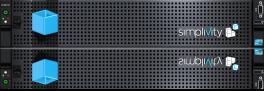 SimpliVity fasst die Funktionalitäten in einem einfachen 2U-Baustein eines x86-Serverd mit gemeinsam nutzbaren  Ressourcen zusammen, um unübertroffene IT Einfachheit, Effizienz und dreifache TCO Einsparungen zu liefern.