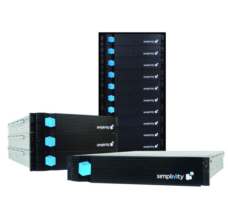 Das Produktportfolio von SimpliVity basiert auf der software-definierten, hyperkonvergenten OmniStack-Infrastruktur.