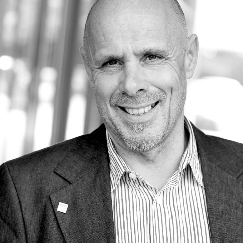 Harald A. Summa, Geschäftsführer eco
