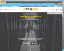 Technogroup-Homepage
