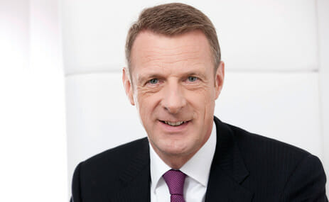 Niek Jan van Damme, Vorstandsmitglied Deutsche Telekom AG und Sprecher der Geschäftsführung Telekom Deutschland GmbH