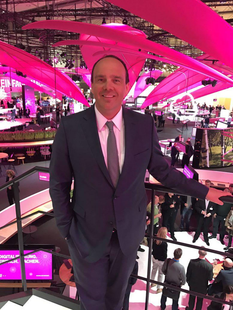 Hagen Rickmann, Deutsche Telekom
