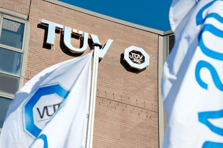 Unternehmensgebäude TÜV Süd
