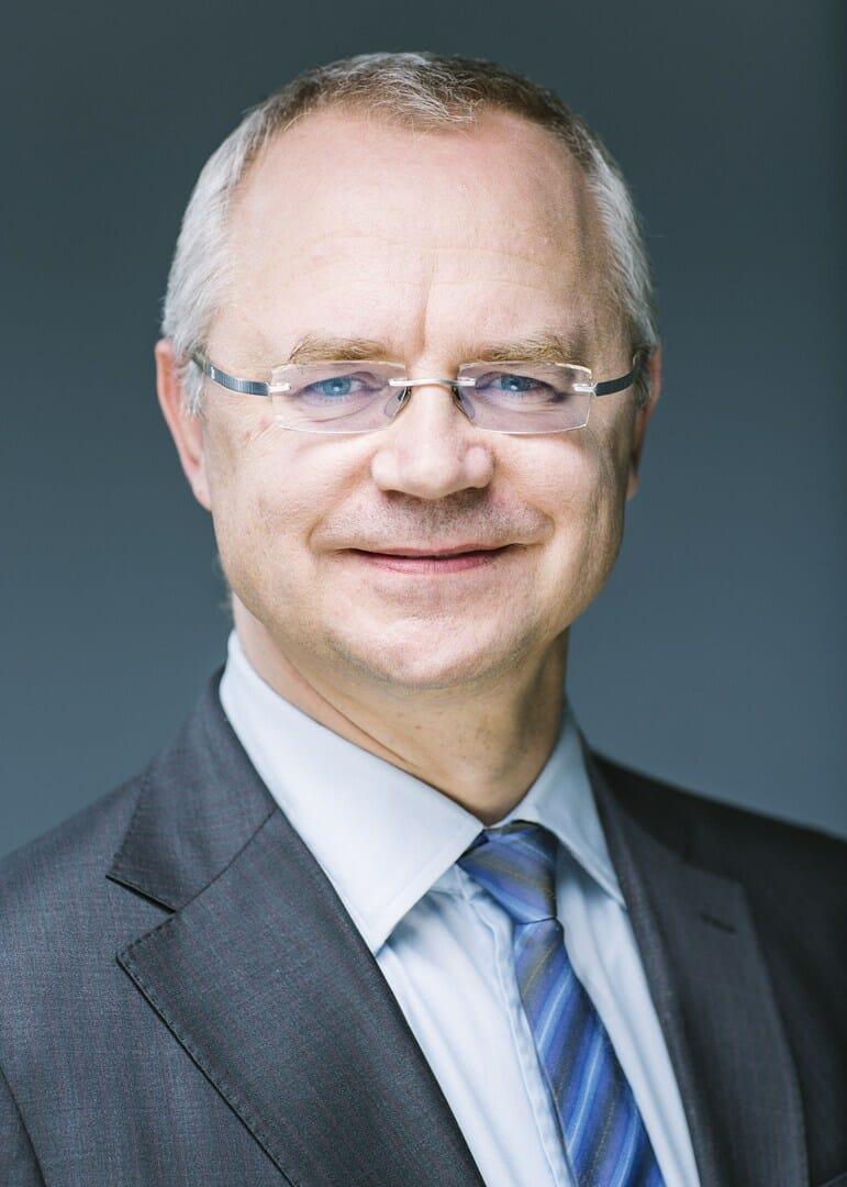 Dr. Thomas Endres, Vorsitzender des VOICE-Präsidiums