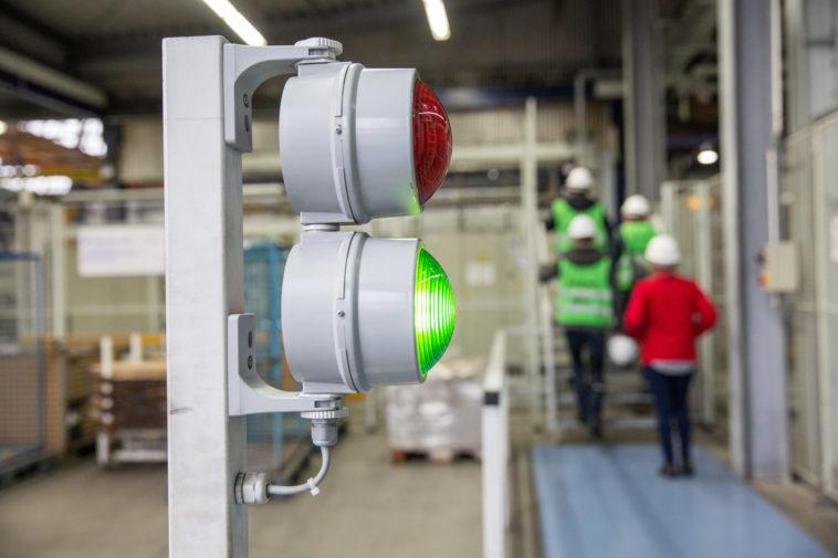 Maschinensicherheit, Anlagensicherheit, Arbeitssicherheit, Safety