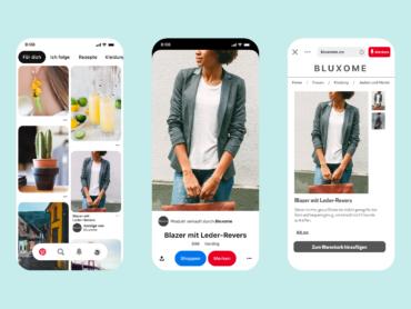 Mit welchen neuen Funktionen Pinterest jetzt dem Einzelhandel hilft