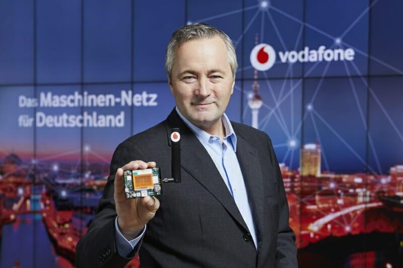 Vodafone-CEO Hannes Ametsreiter